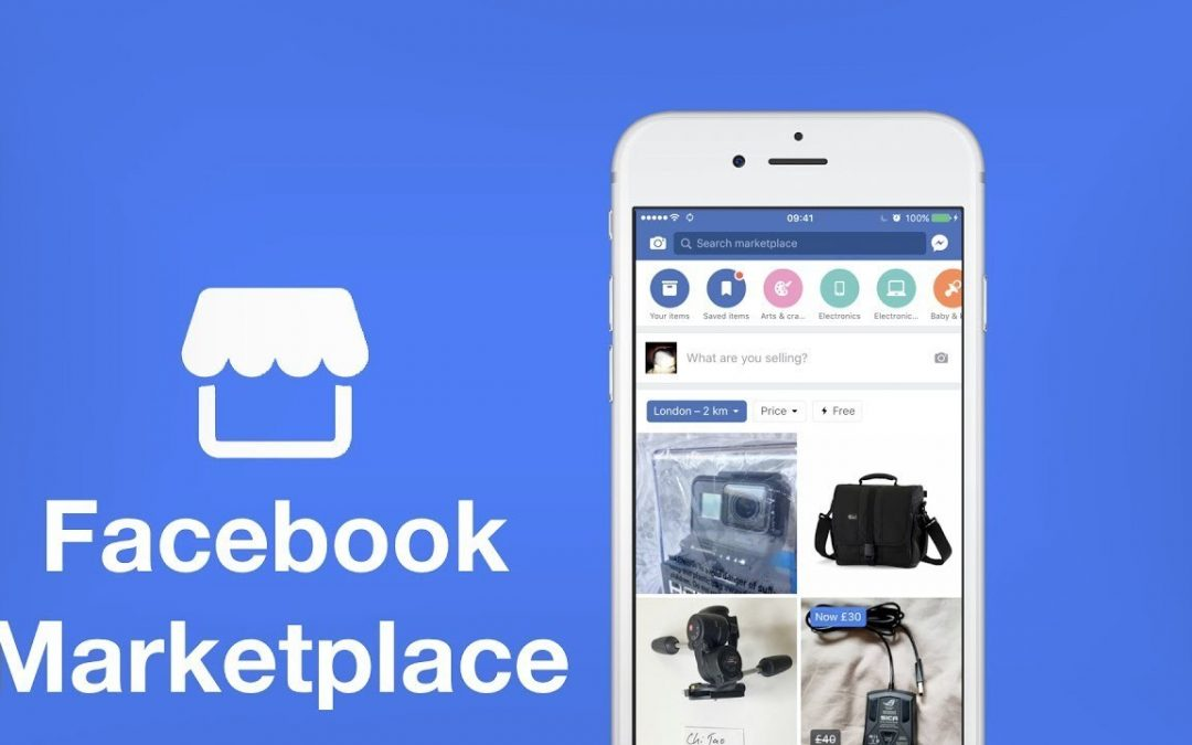 Marketplace no Facebook