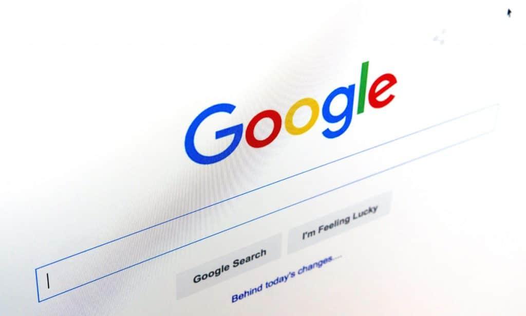meu site nao aparece no google